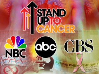 """Stand Up To Cancer"""