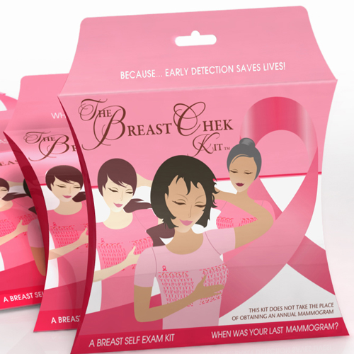 The Breast Chek Kit Pack
